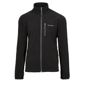 Columbia Men's Fast Trek II Full Zip fleece black/grill pops